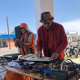 Laraaji Live @ The Lot Radio x Marfa Myths 2018