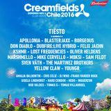 Tiesto - LIVE @ Creamfields Chile 06/11/16