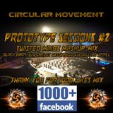 Circular Movement Prototype Sessions #2-BlacKSharK B2B Carlos Detonando B2B Bill McSprill