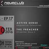 Mike GZ a.k.a The Preacher @ Novaclub Radio Show (20/02/2016)