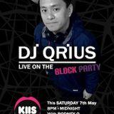THE BLOCK PARTY (MIX 1) - KIIS 106.5 FM by DJ QRIUS