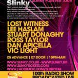 Vic Light - Live @ Slinky, Southampton (28-08-11)