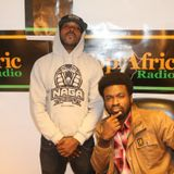 Maurice Shortlord interview on Radio Topafric
