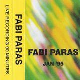 Fabi Paras, january 1995