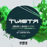 DJ Twista - Rough Tempo - DNB - Jan 2015