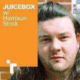 Juicebox with Harrison Stock- 11  September 2018