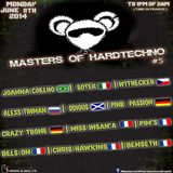 Withecker @ Masters Of HardTechno #5 (09/06/14)