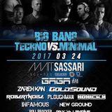 Ray Valentine - Big Bang Techno Vs Minimal (Liget Club)