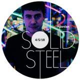 Solid Steel Radio Show 4/5/2018 Hour 2 - Jordan