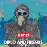 Benzi & Faustix - Diplo & Friends 30/12/17