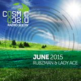 Cosmic Disco Radioshow - JUNE 2015