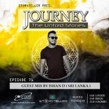 Journey - 71 guest mix by Ishan D ( Sri Lanka ) on Cosmos Radio - Germany [04.07.18]