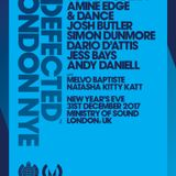 Simon Dunmore @ Defected London NYE 2018 [Ministry Of Sound, London] 31.12.2017