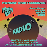 Midnight Riot Radio with Yam Who- & special guest Hifi Sean - 17/4/2017