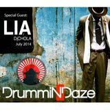 .::DrummiNDaze::. - Podcast Nº 5 - Special Guest: Dj Chola