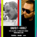 THE CRATE | hoolz + exclusive guest mix from David F