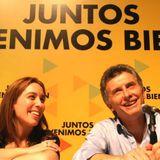 Gabriela Cerruti en el programa de Víctor Hugo sobre la denuncia de las radios al PRO #NiembroGate