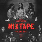 TRAPHOUSE MIXTAPE - VOLUME ONE Mixed by JVP