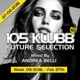 FUTURE SELECTION WEEK 09-2016