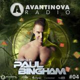 AVANTINOVA RADIO #04