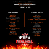 Sintonía From Hell / Capitulo N ° 14