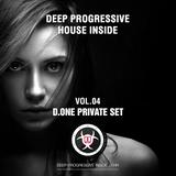 D.ONE - [DEEP PROGRESSIVE HOUSE] Private Set - Manu G and Nohemi - Vol.04