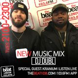 @DJDUBL - #NewMusicMixshow w/ special guest @TheRealKranium (09.01.18)