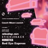 "Red Eye Express: ""Couch"" compilation launch gig"