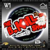 The B-Kill Show ep82 - Hip-Hop On Wax