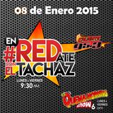 #enREDate con El Tachaz, 08 de Enero 2015