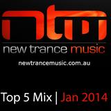 NTM Top 5 January 2014