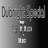 Dubnight - Drum and Bass / Jungle Special with RIC & LION DI DECKS - 18.12.15 at Radio Blau Leipzig