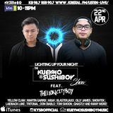 Kueymo & Sushiboy KFM Podcast Ep 80 ft TheLionCityBoy w/ exclusive interview