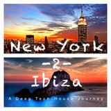 DJ Angel B! Presents: New York-2-Ibiza (A Deep Tech House Journey)