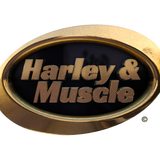 Harley & Muscle - Live @ Weekandance (Rai Radio2) _ 10.03.2001