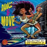 Dj Marco D -  Dance & Move Mixtape