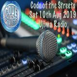 Code of the Streets 10th Aug 2019 Ujima Radio