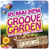 Gerard - The Mix @ Groove Garden Open Air 2016