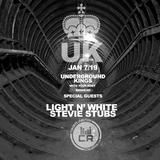 Underground Kings January 2019 Edition