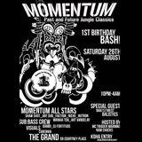 Momentum B'day Set [August 26th 2017] Balistics