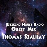 John van Duff - Weekend House Radio #30 Guest Mix: Thomas Szalkay