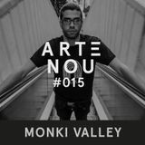 ARTeNOU-podcast vol.XV presents MONKI VALLEY mixtape