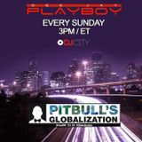 @DJ_PLAYBOY1 PITBULL'S GLOBALIZATION 3PM MIX 01.08.2016