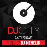 DJ Menelik - DJ City Podcast - October 2017