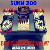 Bricolage Podcast #7 : Sunn Boo
