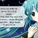 Inyuna Power Día 21 Septiembre 2017 Prog. nº 169