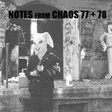 Notes From Chaos: Pages 77 + 78