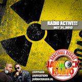 JAMROCK RADIO OCT 31, 2012: RADIO ACTIVE!!!