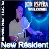 JON ESPERA new résident centre fm