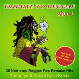 TRIBUTE TO REGGAE 2014